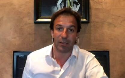 "Del Piero: ""L'Atalanta può vincere la Champions"""