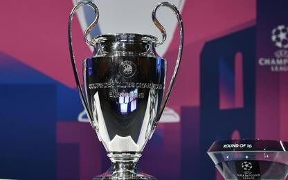 Uefa: Juve-Lione a Torino, il Napoli al Camp Nou