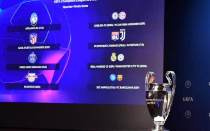 Champions, sorteggi di quarti e semifinali | Sky Sport
