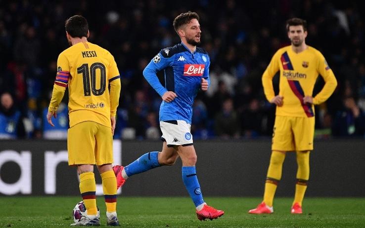 Barcellona Napoli Tutto Quello Che C E Da Sapere Sugli Ottavi Di Champions League 2020 Sky Sport