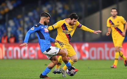 "Barça-Napoli, no Camp Nou? ADL: ""Si vada altrove"""