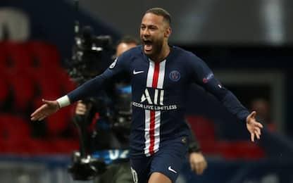 """Neymar: """"Resto al Psg per vincere la Champions"""""""