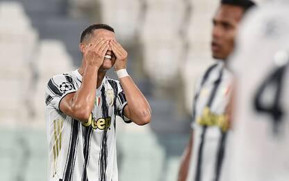 Juve eliminata, CR7 non basta: 2-1 con il Lione