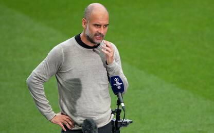 """Guardiola: """"Con Lione dobbiamo essere noi stessi"""""""