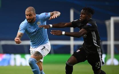 City-Lione 0-1 LIVE: entra Mahrez
