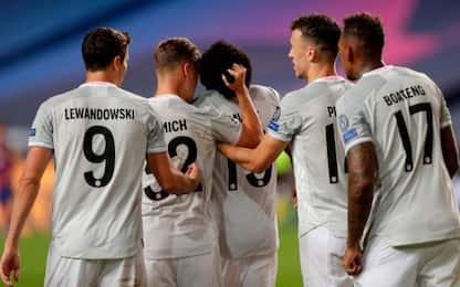 Champions, partite e curiosità sulle semifinali