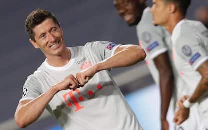 Lione-Bayern Monaco alle 21 su Sky Sport Uno