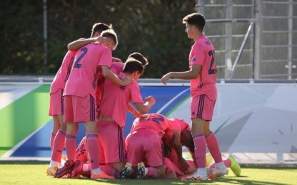 Youth League, la finale sarà Benfica-Real Madrid