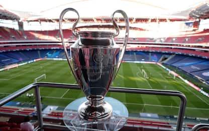 Champions League, calendario della quarta giornata