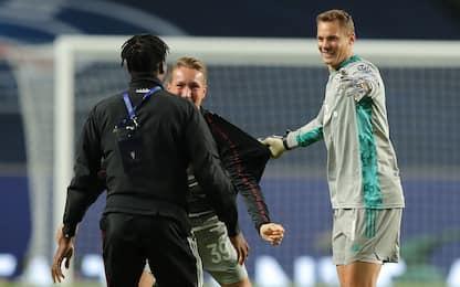 """Neuer, il ritorno del re: """"Partita super"""". VIDEO"""