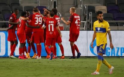 Playoff Champions, ok Salisburgo e Krasnodar