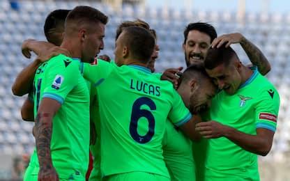 Lazio, sfida al Borussia! Occhio a Zenit e Bruges