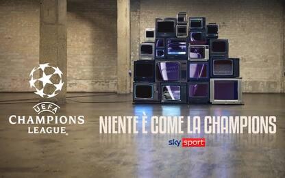 Riparte la Champions su Sky: le cose da sapere