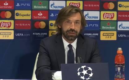 """Pirlo: """"Chiellini out, Dybala gioca"""""""