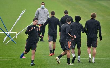Dinamo Kiev-Juventus, le probabili formazioni