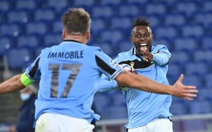 Lazio perfetta, Dortmund annientato 3-1