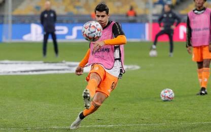 Player of the week: Morata tra i candidati
