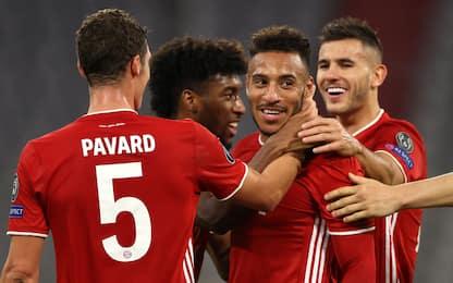Poker Bayern all'Atletico. Vincono City e Reds
