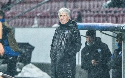 """Gasperini: """"Dopo Napoli, sicuro della reazione"""""""
