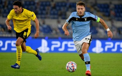 "Lazio, ""Immobile straripante e generoso"". VIDEO"