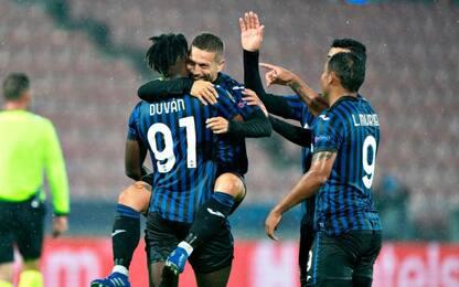 Atalanta bella e spietata, 4-0 al Midtjylland