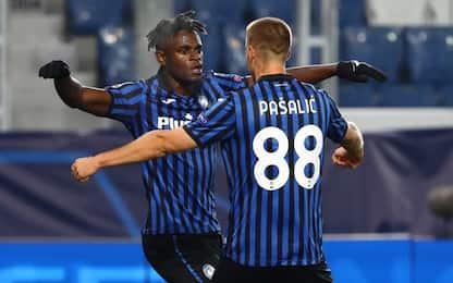 Doppio Zapata, l'Atalanta riacciuffa l'Ajax: 2-2