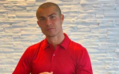 Cristiano Ronaldo guarito: tampone negativo