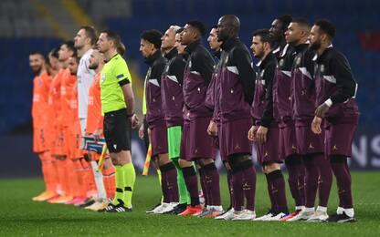 Krasnodar-Chelsea 0-0 e Basaksehir-Psg 0-0 LIVE