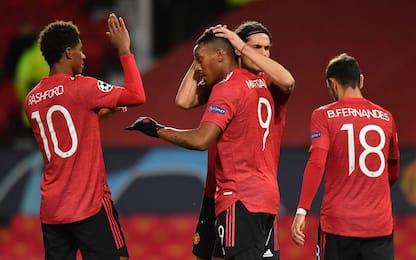 Manita United al Lipsia, vince anche il Dortmund