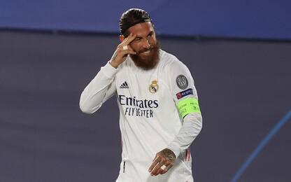 Ramos sempre più bomber: gol numero 100 col Real