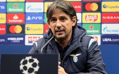 "Inzaghi: ""Luiz Felipe recuperato, giocherà Reina"""