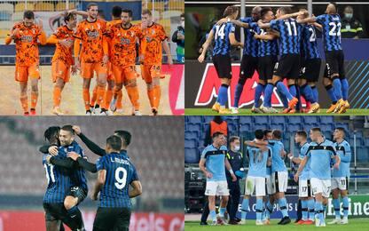 Champions: la situazione nei gironi delle italiane