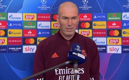 """Zidane: """"E' come una finale, ci sarà da soffrire"""""""