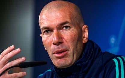 """Real, Zidane: """"Voglio che Modric e Ramos restino"""""""