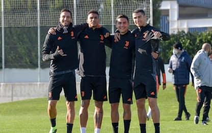 Demiral ko, Danilo centrale contro il Ferencvaros