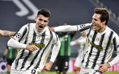 La Juve vola agli ottavi, Ferencvaros battuto 2-1