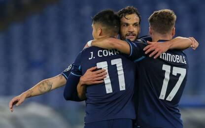 Lazio, passo verso gli ottavi: Zenit battuto 3-1