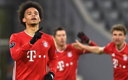 Bayern e City agli ottavi, il Porto a un passo