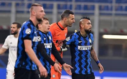 Inter, ottavi difficili ma ancora possibili