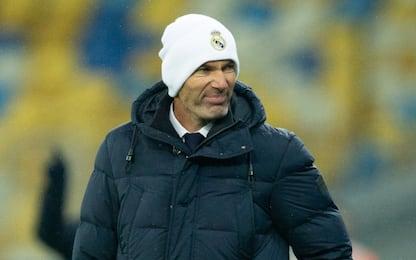 """Real Madrid, Zidane a rischio? """"Non mi dimetto"""""""