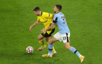 Dortmund-Lazio 0-0 LIVE: c'è Bellingham dal 1'