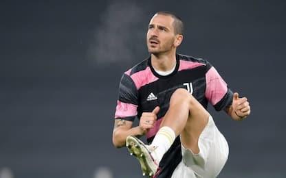 Juve-Dinamo Kiev 0-0 LIVE: Bonucci dal 1'