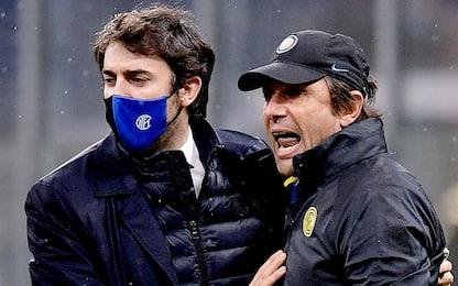 """Sfogo Conte: """"Inter poco rispettata dagli arbitri"""""""