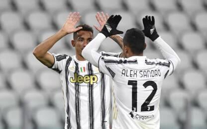 """Alex Sandro & Danilo: """"Attenti al Porto"""""""