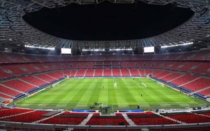 Anche Liverpool-Lipsia a Budapest causa Covid