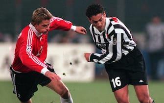 ***** Collection Juventus *****JUVENTUS - ROSENBORG    (calcio)NELLA FOTO: AMORUSO.PH. LUSSOSO - LAPRESSE / SATIZ
