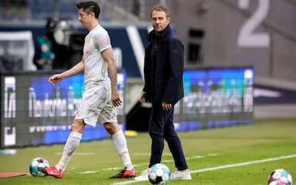 Il Bayern stecca ancora: vince l'Eintracht 2-1