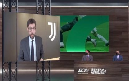 """Agnelli: """"Cambiare calcio per non perdere tifosi"""""""