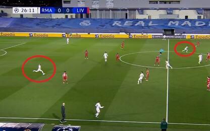 "Kroos, assist ""Real"": che palla a Vinicius! VIDEO"