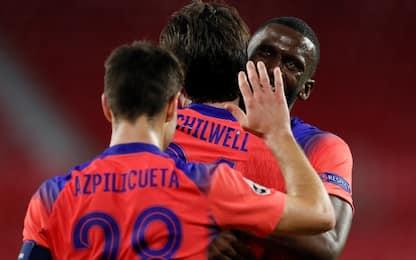 Mount-Chilwell, il Chelsea batte il Porto 2-0